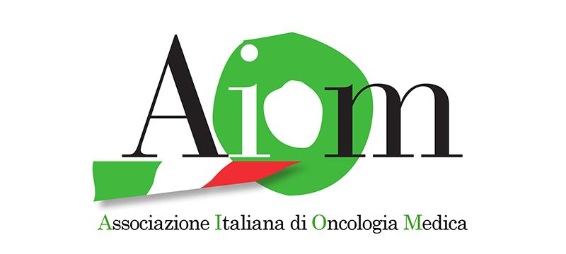 Associazione Italiana di Oncologia Medica logo