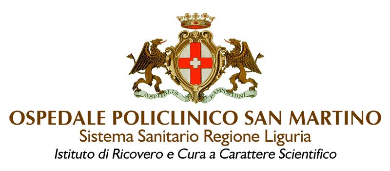 Ospedale Policlinico San Martino logo